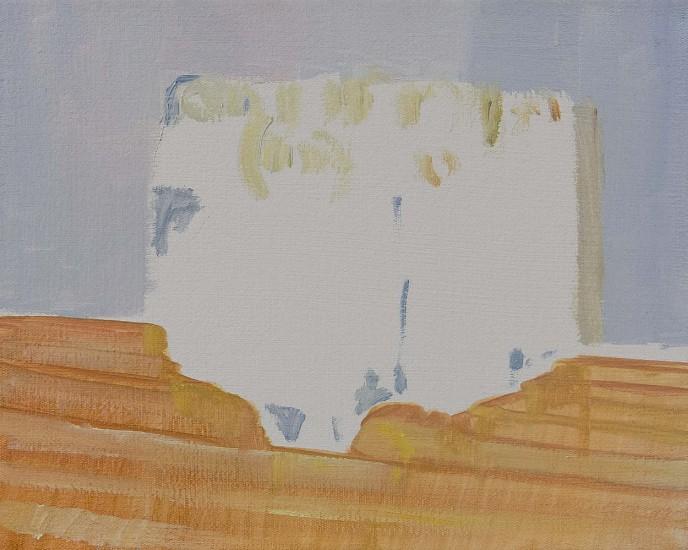 SWAIN HOOGERVORST, STUDIO REFERENCE I 2017, Oil on Canvas